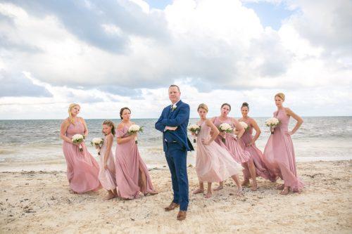 Stephaine Brian Dreams Riviera Cancun Wedding 13 500x333 - Stephanie & Brian - Dreams Riviera Cancun