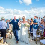 Stephaine Brian Dreams Riviera Cancun Wedding 16 150x150 - Melody & Axel - Mayakoba Pueblito & Grand Coral Beach Club