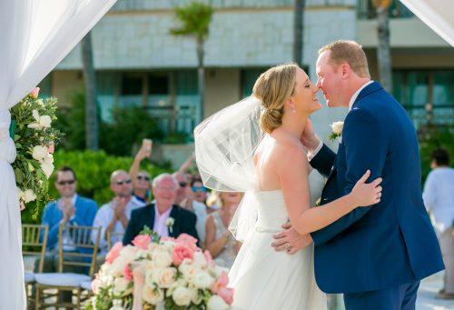 Stephaine Brian Dreams Riviera Cancun Wedding 17 500x341 - Stephanie & Brian - Dreams Riviera Cancun