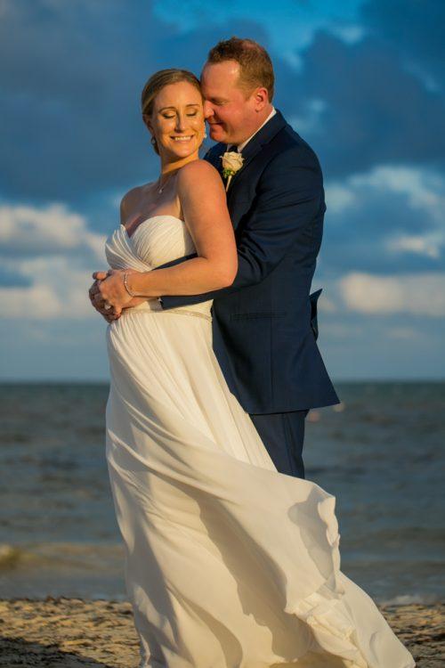 Stephaine Brian Dreams Riviera Cancun Wedding 2 500x750 - Stephanie & Brian - Dreams Riviera Cancun