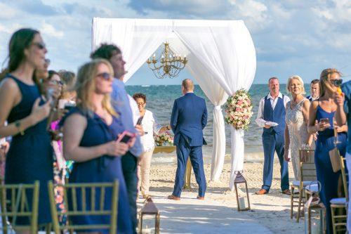 Stephaine Brian Dreams Riviera Cancun Wedding 25 500x333 - Stephanie & Brian - Dreams Riviera Cancun