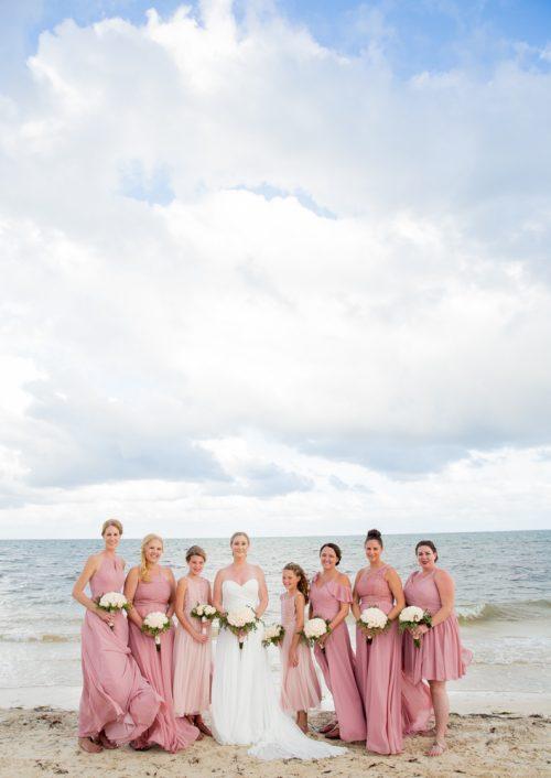 Stephaine Brian Dreams Riviera Cancun Wedding 4 500x706 - Stephanie & Brian - Dreams Riviera Cancun