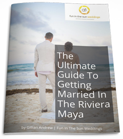 ebook cover lander v2 sm - 7 Surprising Things We Learned About Riviera Maya Weddings In 2017