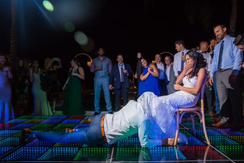 Lisette Nick Villa la Joya Playa del Carmen Wedding 1 500x333 - Lisette & Nick - Villa La Joya