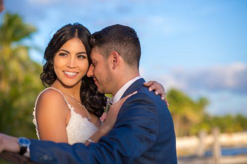 Lisette Nick Villa la Joya Playa del Carmen Wedding 10 1 500x333 - Lisette & Nick - Villa La Joya
