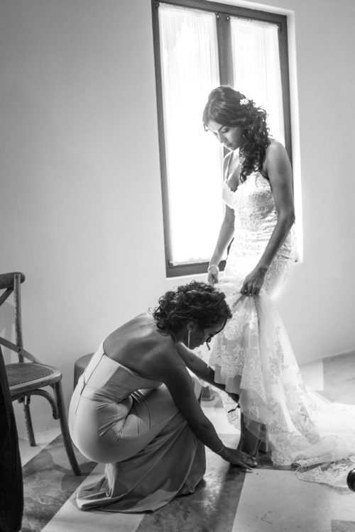 Lisette Nick Villa la Joya Playa del Carmen Wedding 12 500x750 - Lisette & Nick - Villa La Joya