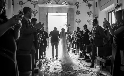 Lisette Nick Villa la Joya Playa del Carmen Wedding 17 500x308 - Lisette & Nick - Villa La Joya