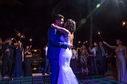 Lisette Nick Villa la Joya Playa del Carmen Wedding 2 1 500x333 - Lisette & Nick - Villa La Joya