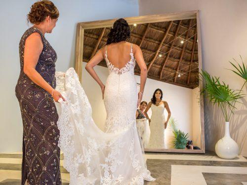 Lisette Nick Villa la Joya Playa del Carmen Wedding 23 500x375 - Lisette & Nick - Villa La Joya