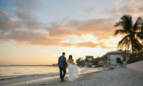 Lisette Nick Villa la Joya Playa del Carmen Wedding 6 1 500x303 - Lisette & Nick - Villa La Joya