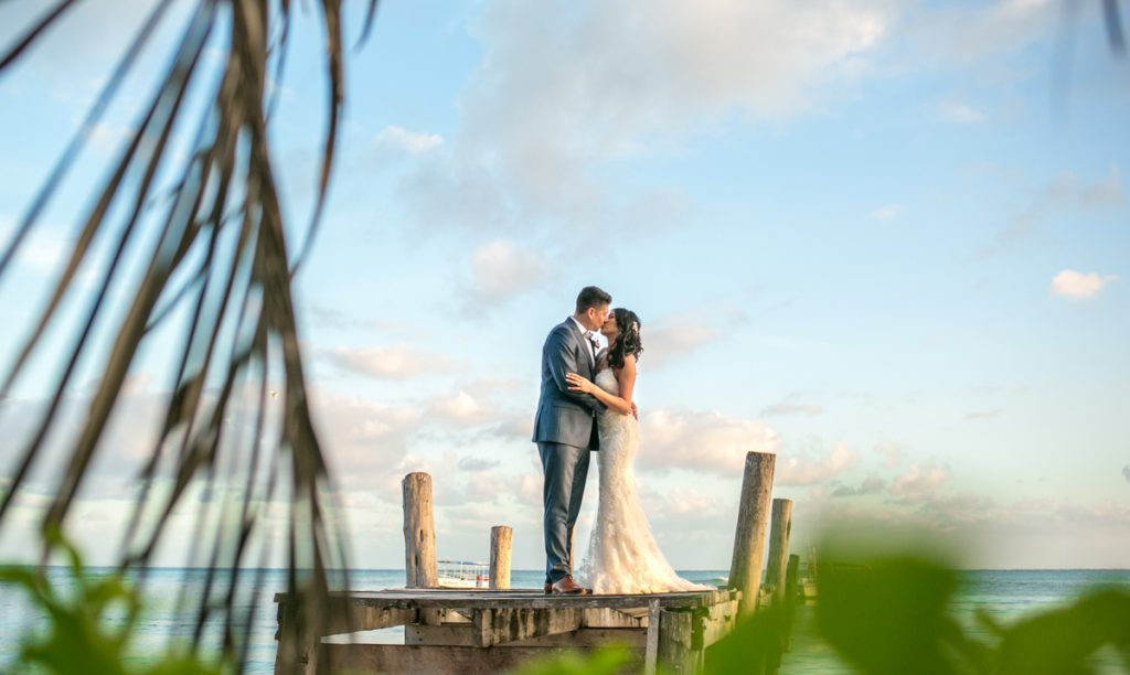 Lisette Nick Villa la Joya Playa del Carmen Wedding 8 1 1024x612 - What To Expect When You Choose Villa La Joya For Your Destination Wedding