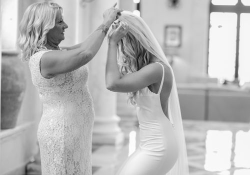 Nicole James Villa la Joya Playa del Carmen Wedding 10 500x351 - Nicole & James - Villa La Joya