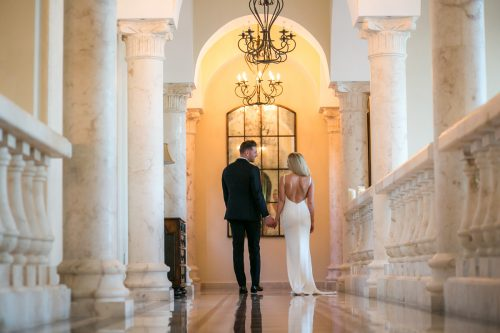 Nicole James Villa la Joya Playa del Carmen Wedding 3 500x333 - Nicole & James - Villa La Joya