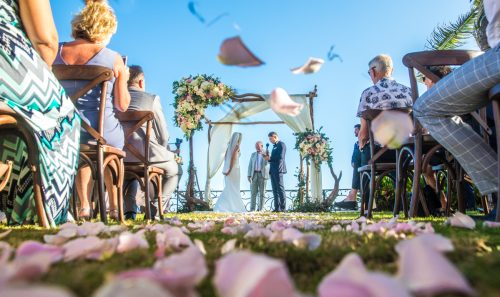 Nicole James Villa la Joya Playa del Carmen Wedding 7 500x297 - Nicole & James - Villa La Joya