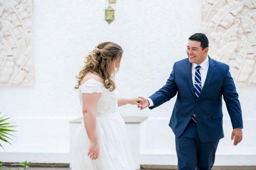 Chelsea Luis GR Caribe Deluxe Cancun Wedding.  19 500x333 - Chelsea & Luis - GR Caribe Deluxe