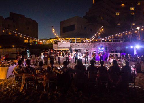 Chelsea Luis GR Caribe Deluxe Cancun Wedding.  2 500x357 - Chelsea & Luis - GR Caribe Deluxe