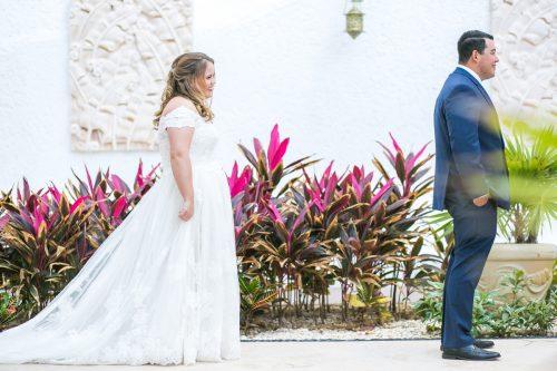 Chelsea Luis GR Caribe Deluxe Cancun Wedding.  21 500x333 - Chelsea & Luis - GR Caribe Deluxe