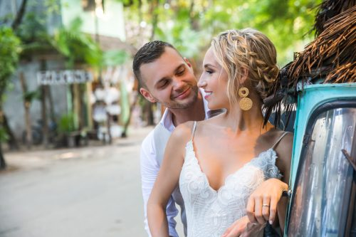 Kim Lev Akiin Beach Club Tulum Wedding 10 1 500x333 - Kim & Lev - Ak'iin Beach Club Tulum
