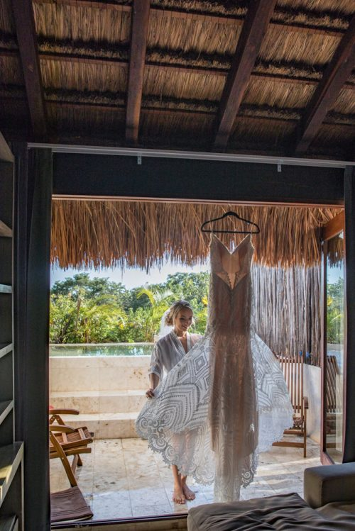 Kim Lev Akiin Beach Club Tulum Wedding 11 500x749 - Kim & Lev - Ak'iin Beach Club Tulum