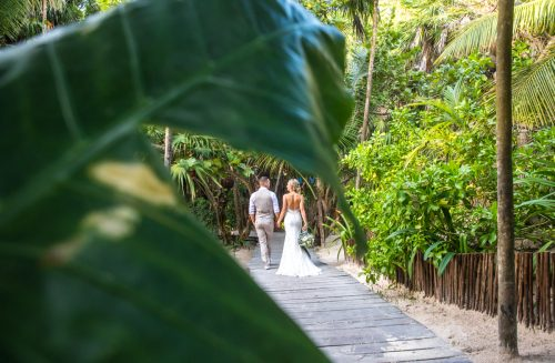 Kim Lev Akiin Beach Club Tulum Wedding 13 1 500x327 - Kim & Lev - Ak'iin Beach Club Tulum