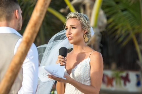 Kim Lev Akiin Beach Club Tulum Wedding 15 1 500x333 - Kim & Lev - Ak'iin Beach Club Tulum