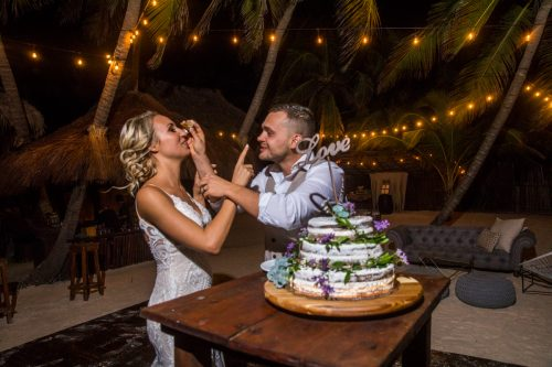 Kim Lev Akiin Beach Club Tulum Wedding 2 1 500x333 - Kim & Lev - Ak'iin Beach Club Tulum