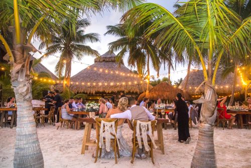 Kim Lev Akiin Beach Club Tulum Wedding 5 1 500x335 - Kim & Lev - Ak'iin Beach Club Tulum