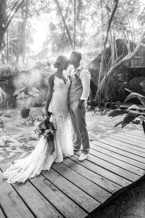 Kim Lev Akiin Beach Club Tulum Wedding 6 500x750 - Kim & Lev - Ak'iin Beach Club Tulum