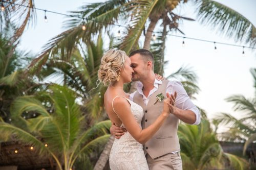 Kim Lev Akiin Beach Club Tulum Wedding 7 1 500x333 - Kim & Lev - Ak'iin Beach Club Tulum