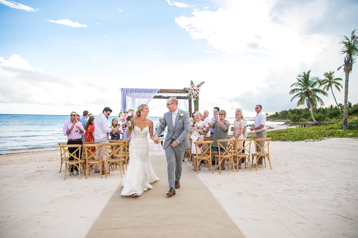 Nicole Eric Dreams Tulum Wedding 14 - Nicole & Eric - Dreams Tulum