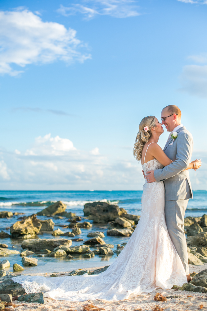 Nicole Eric Dreams Tulum Wedding 2 - Nicole & Eric - Dreams Tulum