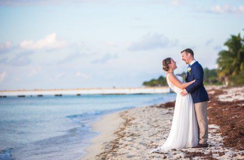 Kathryn Kyle Allegro Cozumel Wedding 10 500x328 - Kathryn & Kyle - Allegro Cozumel