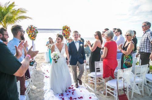 Kathryn Kyle Allegro Cozumel Wedding 14 500x328 - Kathryn & Kyle - Allegro Cozumel