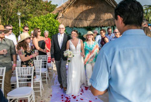 Kathryn Kyle Allegro Cozumel Wedding 19 500x337 - Kathryn & Kyle - Allegro Cozumel