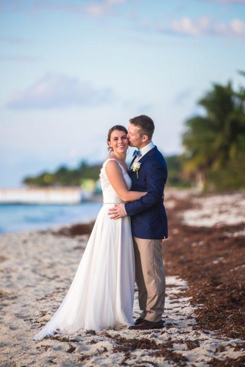 Kathryn Kyle Allegro Cozumel Wedding 2 500x750 - Kathryn & Kyle - Allegro Cozumel