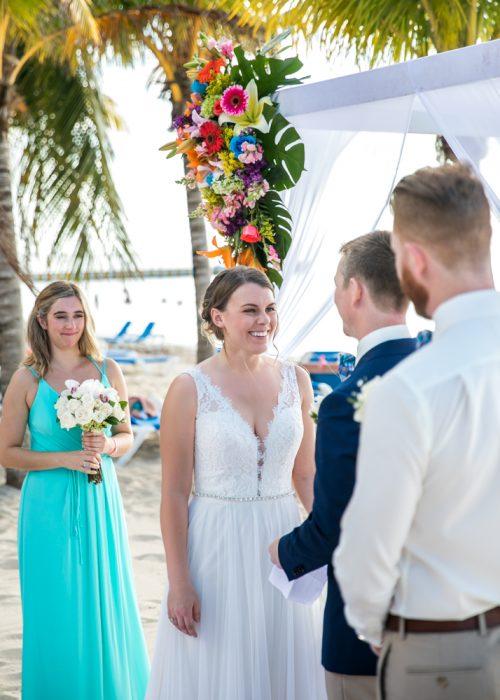 Kathryn Kyle Allegro Cozumel Wedding 5 500x700 - Kathryn & Kyle - Allegro Cozumel