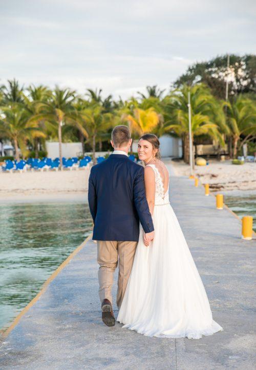Kathryn Kyle Allegro Cozumel Wedding 500x724 - Kathryn & Kyle - Allegro Cozumel