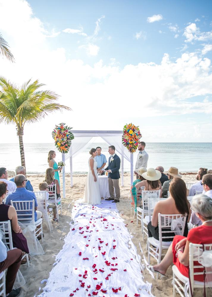 Kathryn Kyle Allegro Cozumel Wedding 6 - Kathryn & Kyle - Allegro Cozumel