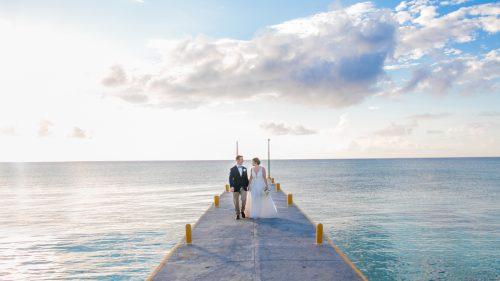Kathryn Kyle Allegro Cozumel Wedding 9 1 500x281 - Kathryn & Kyle - Allegro Cozumel