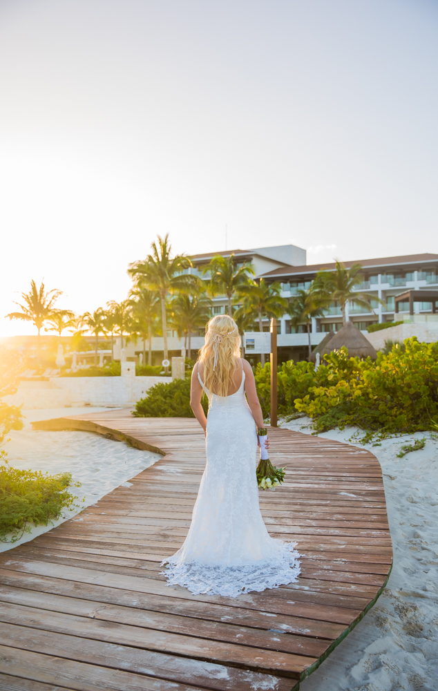 Loulia Dan Dreams Playa Mujeres Cancun Wedding 2 - Ioulia & Dan - Dreams Playa Mujeres