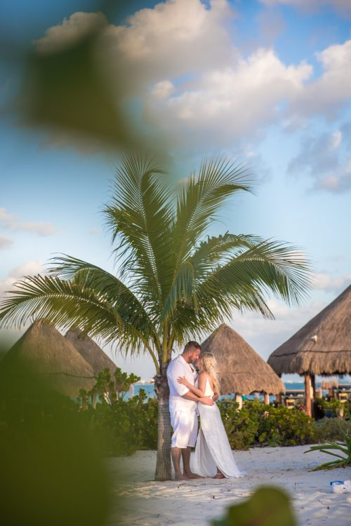 Loulia Dan Dreams Playa Mujeres Cancun Wedding 3 500x750 - Ioulia & Dan - Dreams Playa Mujeres