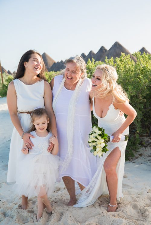 Loulia Dan Dreams Playa Mujeres Cancun Wedding 4 500x743 - Ioulia & Dan - Dreams Playa Mujeres