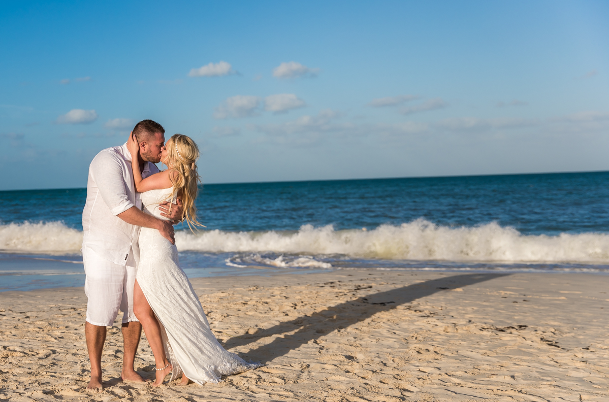 Loulia Dan Dreams Playa Mujeres Cancun Wedding 8 1 - Ioulia & Dan - Dreams Playa Mujeres