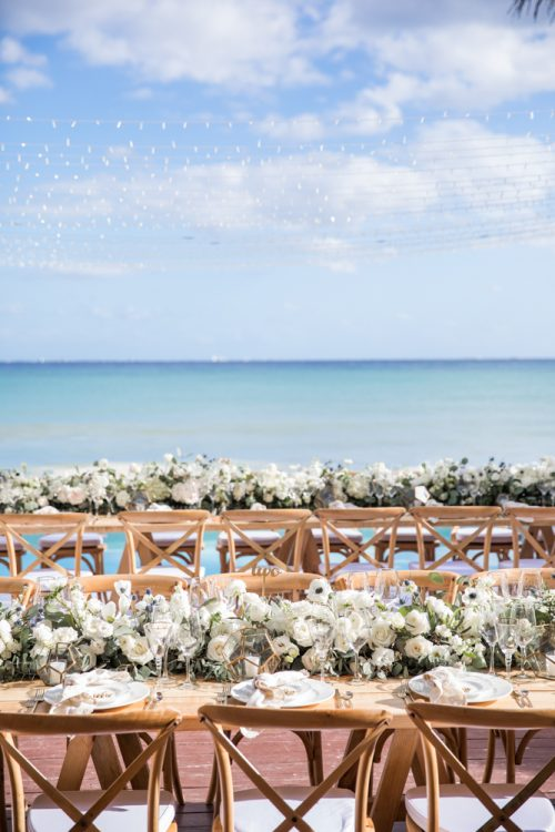 Nadine Ryon Grand Coral Beach Club Playa del Carmen Wedding 10 1 500x750 - Nadine & Ryan - Grand Coral Beach Club
