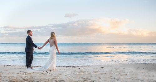 Nadine Ryon Grand Coral Beach Club Playa del Carmen Wedding 500x265 - Nadine & Ryan - Grand Coral Beach Club