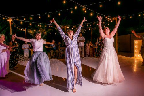 Natalie Matt Akiin Beach Club Tulum Wedding 1 500x333 - Natalie & Matt - Ak'iin Beach Club