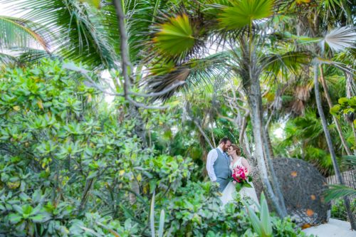 Natalie Matt Akiin Beach Club Tulum Wedding 5 1 500x333 - Natalie & Matt - Ak'iin Beach Club