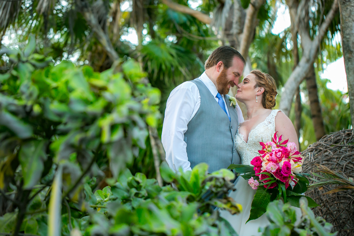 Natalie & Matt – Ak'iin Beach Club