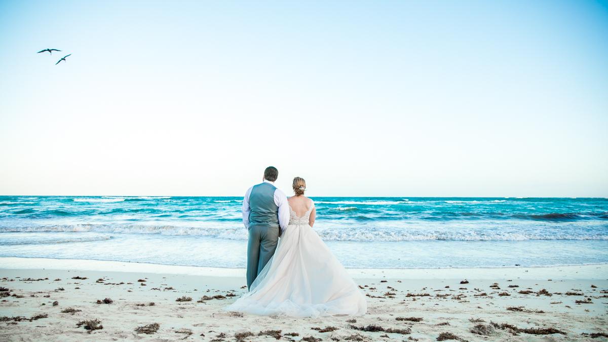 Natalie Matt Akiin Beach Club Tulum Wedding 7 1 - Natalie & Matt - Ak'iin Beach Club