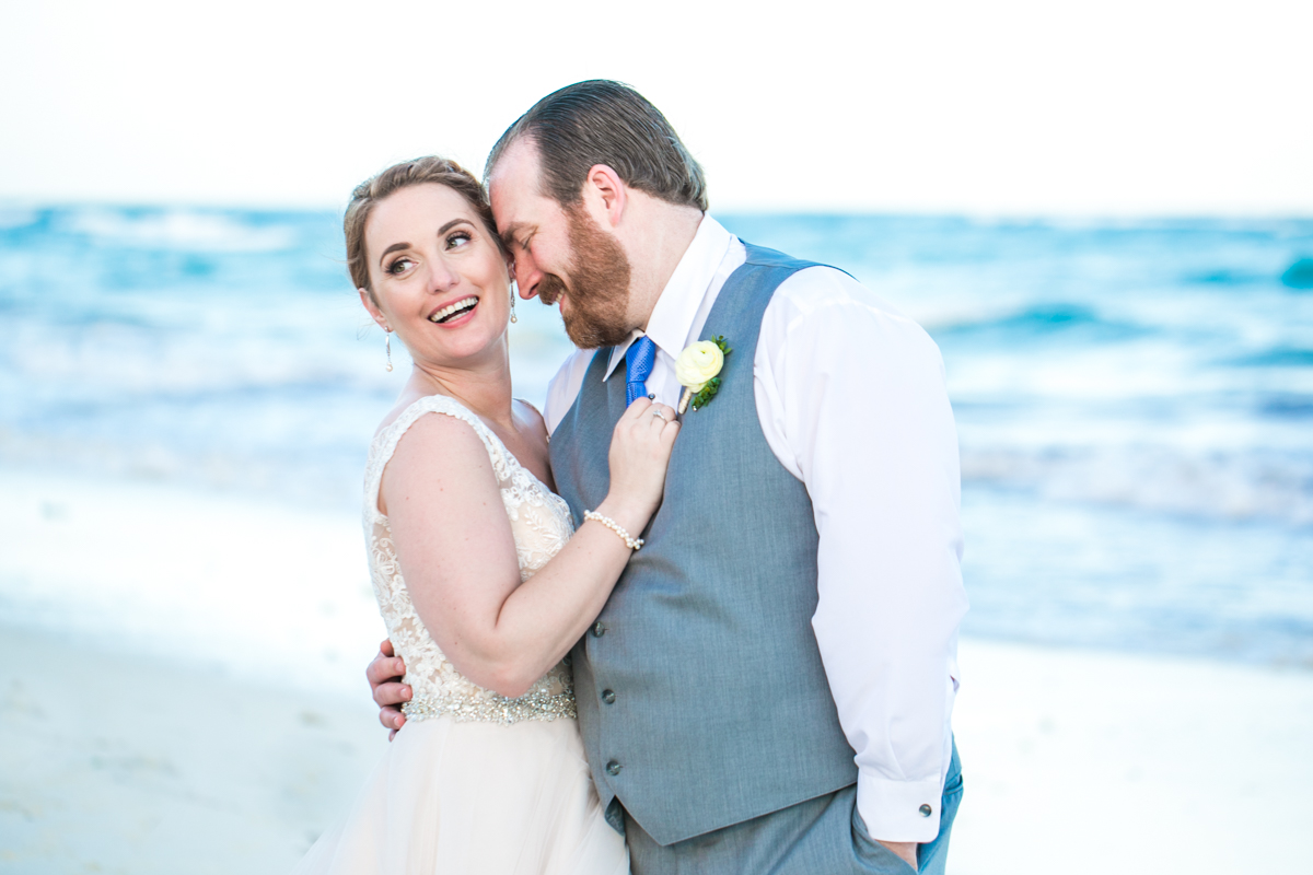 Natalie Matt Akiin Beach Club Tulum Wedding 8 - Natalie & Matt - Ak'iin Beach Club